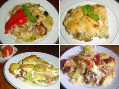 Baked Potato, Gnocchi, Vitamins, Potatoes, Healthy Recipes, Treats, Baking, Ethnic Recipes, Sweet Like Candy