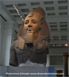 Ramesses II, About 1270 BC British Museum London England