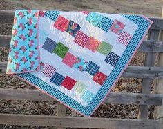 baby girl quilt – Etsy