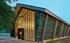 Lions Park Scout Hut   Rural Studio   Greensboro, Alabama   Project Portfolio   Architectural Record