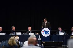 Toemore Knight- Project JumpStart graduate, speaks at ABC National Annual Meeting about the program.