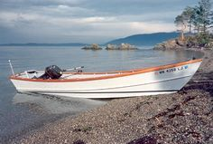 Plywood Skiff | Re: Small outboard skiff design from my gettin' on dad?