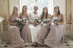Bride and bridesmaids Classic and timeless wedding photography Weddings by Luke Wedding Photography in France French Chateau wedding Family Portrait Photography, Family Portraits, Portrait Photographers, French Wedding, Timeless Wedding, Brides And Bridesmaids, Bridesmaid Dresses, Wedding Dresses, Timeless Photography