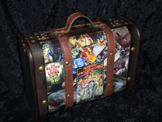 Zombie purse Return of the Living Dead 1985 by madmadamemimsshop, $48.00