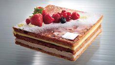 Fruit tort/cake
