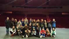 Visitamos el Centro Niemeyer – IES de Noreña Wrestling, Centre, Lucha Libre