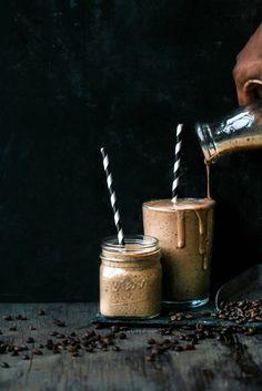 chocOlate coffee smoothie