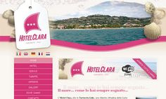 Web Design - Hotel Clara