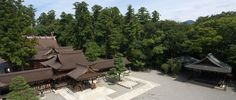 Taga Taisha (Shinto shrine) in Shiga Prefecture. 多賀大社