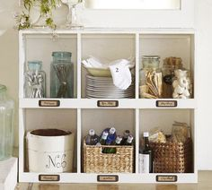 From the craft rooms to the nurseries, every nook and cranny of your home needs to be organized, especially as the family grows and your space expands. And one of the best ways to get ship-shape in any corner of the house is to use wonderful, fun and super functional storage cubbies! And we're here to inspire you with lots of storage cubby ideas, so let's sit back, relax and take a peek!