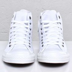 Converse All Star Special - all white everything