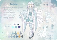 Aethra Reference by =Rini-tan on deviantART