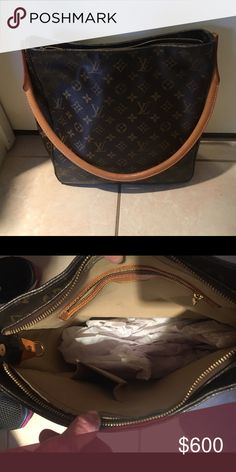 Louis Vuitton bag! It is Vintage and I don't use it at all! Louis Vuitton Bags Shoulder Bags