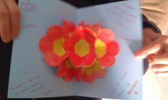 Tarjeta de cumpleaños en 3D Dic/2012