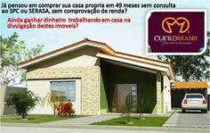 A única empresa 100% liberada pela justiça Brasileira; voçê pagara seu imovel com publicidade digital sem indicar e sem vender produtos.  (11) 96444-9163