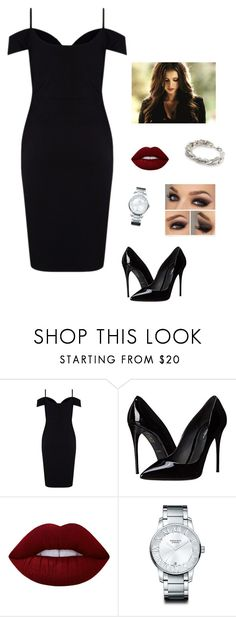 """""""Dimmelo """"Modà"""" ❤"""" by francyrizzo ❤ liked on Polyvore featuring Lipsy, Dolce&Gabbana, Lime Crime and MANGO"""