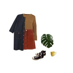 Smile by jaxdm on Polyvore featuring Boohoo, Monki, Converse and Pier 1 Imports