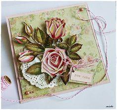misha_cards / Ružičky pre Teba