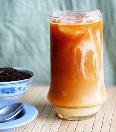 Cách làm trà sữa Thái với 4 bước đơn giản