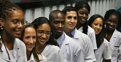 Cuba offers free medical school to Black and Latino Americans https://shareverything.com/2015/05/15/cuba-offers-free-medical-school-to-black-and-latino-americans/