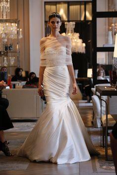 Monique Lhuillier Bridal Spring2016