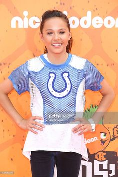 Breanna Yde arrives at Nickelodeon Kids' Choice Sports Awards 2016 at UCLA's Pauley Pavilion on July 14, 2016 in Westwood, California.