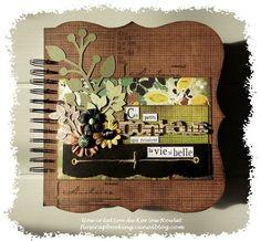 """mini album """"Ces petits bonheurs"""" - Le blog de Flo"""