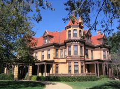 Overholser Mansion, OKC.