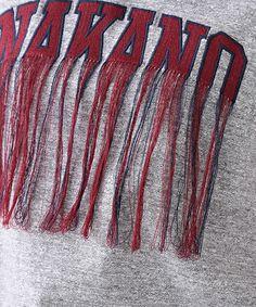 mmts(マミタス)の「◎【しょこたん着用】<レディス>mmts / NAKANO 刺繍Tシャツ(Tシャツ/カットソー)」|詳細画像