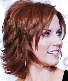 Short Flippy Shag Hairstyles - Bing images                                                                                                                                                                                 More