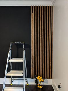 Wood Slat Wall, Wood Slats, Wood On Walls, Plywood Walls, Wood Panel Walls, Flur Design, Design Design, Graphic Design, Decorative Wall Panels