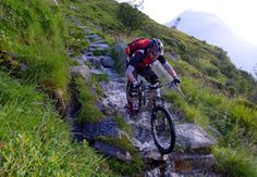 Stefan Gruber rocks his Transalpes BM in the Gotthard area. Mtb Bike, Bike Trails, Road Bike, Bike Life, Mountain Biking, Cycling, Around The Worlds, Outdoor, Twitter
