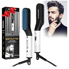 Beauty, Men Beard, Beards And Hair, Layered Hair, Shaving, Get Tan, Products, Beauty Illustration