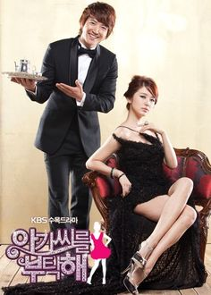 Take Care Of The Young Lady aka My Fair Lady aka Lady Castle - Korean Drama