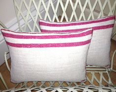 A Vintage Hemp Feather Throw homemade from Vintage by Hello2Yeh, £29.00