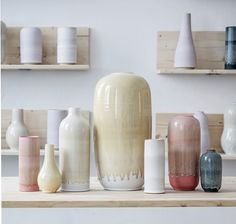 Wundervolle Keramik von Tortus Copenhagen.