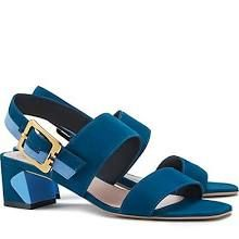 Tory Burch Palermo Two-Band Sandals