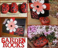 Garden Rocks  http://www.buzzfeed.com/donnad/easy-emergency-mothers-day-crafts-for-kids?sub=2186760_1132728&s=mobile
