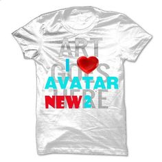 shirts, mens shirts, childrens shirts, I love the avata - #tee design #sweatshirt print. ORDER NOW => https://www.sunfrog.com/Movies/shirts-mens-shirts-childrens-shirts-I-love-the-avatar-funny-shirts-cool-shirts-new-shirts.html?68278