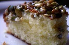 girlichef: Key Lime Cake with Pepitas
