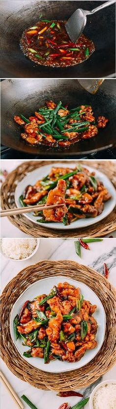 #Mongolian #Chicken recipe by the Woks of Life
