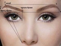 Best makeup tutorial eyebrow shape Ideas Beste Make-up Tutorial Augenbrauenform Ideen Tweezing Eyebrows, Threading Eyebrows, Hair Threading, Eyebrow Makeup Tips, Eye Makeup, Makeup Eyebrows, Eyebrow Tinting, Makeup Guide, Beauty Makeup