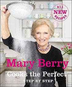 #BookstoreBingo #Suspense #LitFict #BookWorld #BookChat #AmReading #Kindle #GoodReads #BookAddict  #mary #berry #cooks #the #perfect #step #by #step
