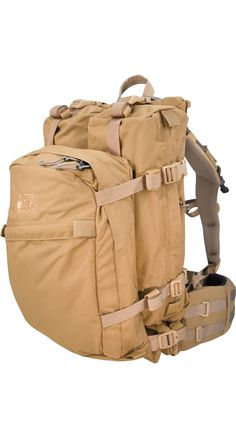 NICE Crewcab Pack | Mystery Ranch Backpacks Tactical Shirt, Tactical Gear, Outdoor Outfit, Outdoor Gear, Outdoor Survival, Bushcraft, Hunting Packs, Get Home Bag, Mystery Ranch