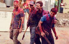 TURNÊ. Coldplay anunciou as datas da turnê A Head Full Of Dreams Tour na América Latina e Europa em 2016, e São Paulo e Rio de Janeiro estão no roteiro. www.flashesefatos.com.br