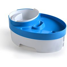 Ownpets 2 in 1 Pet Drinking Fountain Auto Pets Feeder Food Bowl &Water Dispenser for Improved Pet's Health, Ultra-quiet, 3L Capacity ~~~ You can check out this great product. (This is an affiliate link and I receive a commission for the sales)