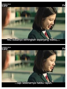 Quotes Drama Korea, Korea Quotes, Drama Quotes, Drama Memes, Film Quotes, Mood Quotes, Memes Funny Faces, Cute Memes, Cutting Quotes