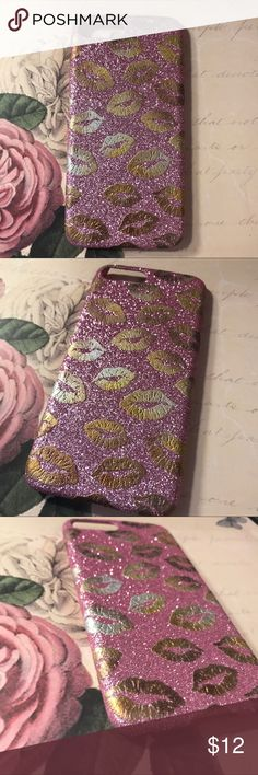 ROSE GOLD GLITTER SHINE LUXURY IPHONE 7 8 PLUS ✅High Quality.            ✅Refined style and protection.  ✅This stylish case suits any occasion whist keeping your mobile device protected and functional. Its sleek silicone shows off the slim profile of your device, whilst allowing easy access to ports and sockets. ✅Fast Shipping. No trade.  ✅Made in 🇺🇸 USA ✅Brand New 💯% in a package  ❇️Please select the correct size 🔻🔻🔻 ☀️ fashion vogue luxurious blink style fashion cute wow cs…