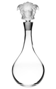 Versace  Medusa Wine Decanter