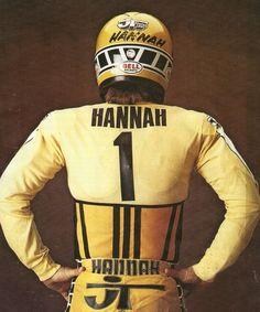 BOB HANNAH / Le Guide Vert
